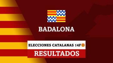 Resultados de las elecciones catalanas en Badalona