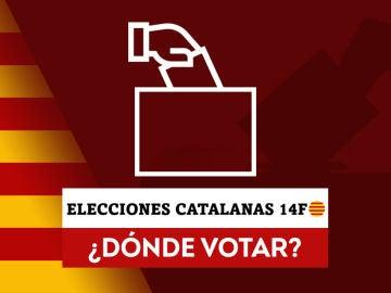 Elecciones en Cataluña: así puedes averiguar dónde tienes que votar