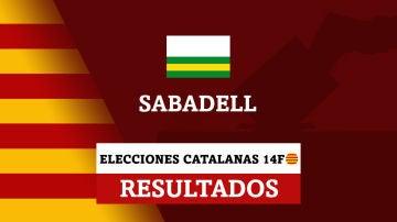 Resultados de las elecciones catalanas en Sabadell