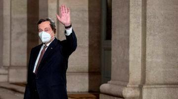 Mario Draghi, nuevo primer ministro de Italia