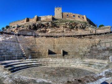Teatros romanos en España
