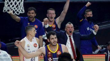 El Barça gana la Copa del Rey de baloncesto