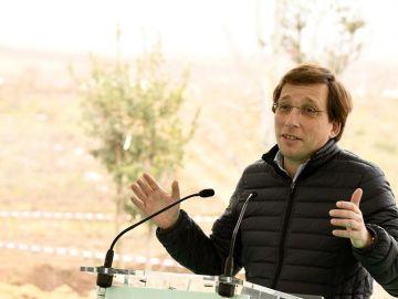 El alcalde de Madrid y portavoz nacional del PP, José Luis Martínez Almeida (Archivo)