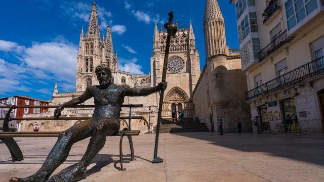 Burgos está Camino de Santiago