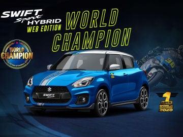Suzuki Swift World Champion