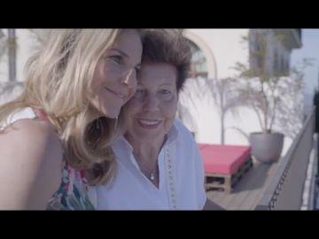 Imágenes inéditas de Arantxa Sánchez Vicario y su madre abrazándose tras años de enfrentamiento