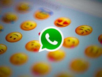Crea letras a partir de los emijis de WhatsApp
