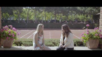 Mamen Mendizábal pone contra las cuerdas a Arantxa Sánchez Vicario con una pregunta sobre su fortuna