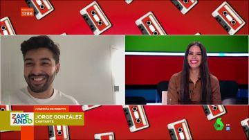 La confesión de Jorge González sobre Cristina Pedroche en directo