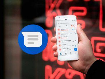 Accede a los mensajes marcados como SPAM en tu móvil