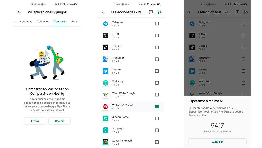 Enviando una app con Google Play