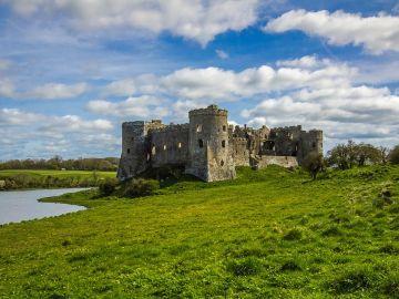 Castillo de Carew