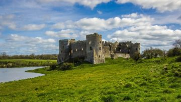 Castillo de Carew