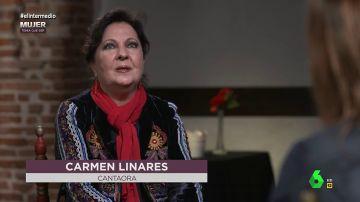 """Carmen Linares, leyenda del flamenco: """"Yo lo doy todo cantando en una barriada o en el Teatro de la Zarzuela, es igual de importante"""""""