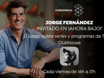 Jorge Fernández en ClubHouse