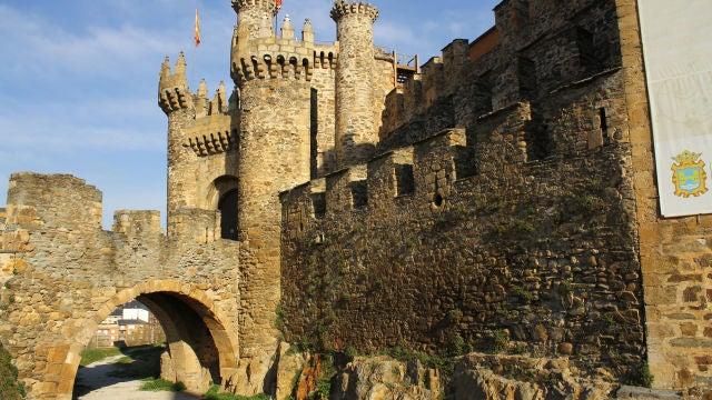 Castillos en España