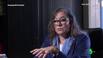 Margarita Barranco, psicóloga
