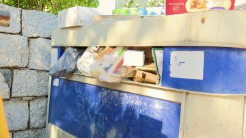 Adiós a los contenedores: este es el sistema que usa un pueblo de Madrid para retirar la basura