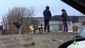 Las reglas de la droga en la Cañada Real: así identifican los toxicómanos cuáles son los puntos de venta