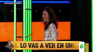 """Los espectadores de El Chiringuito vuelven a 'trolear' a Sandra Díaz: """"Yo ya me voy"""""""