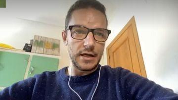 Sergio, el enfermero asesinado por un conductor de ambulancias