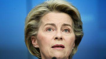 Ursula Von der Leyen, presidenta Comisión Europea
