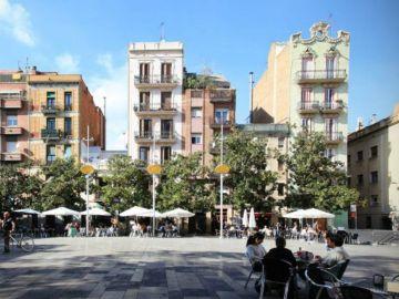 Plaza del Sol - Barcelona
