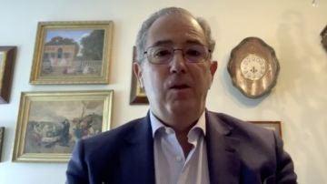 Enrique Ossorio, consejero de educación Comunidad de Madrid