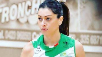 Lara Lugli en el Volley Pordedone