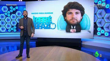 """La razón por la que los cómicos echarán de menos a López Miras y sus declaraciones """"pepino"""""""