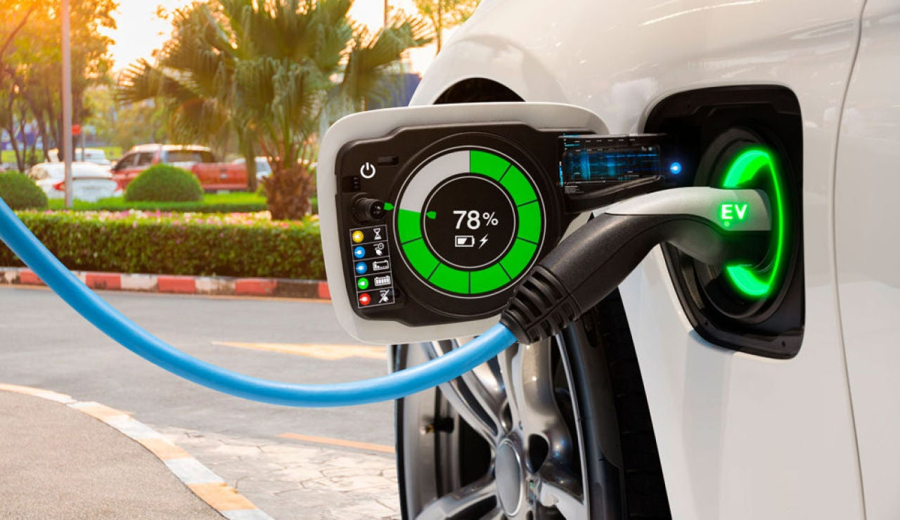 Recarga coche eléctrico