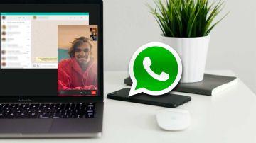 Llama a tus contactos a través de WhatsApps Desktop