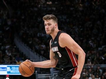 Meyers Leonard, jugador de Miami Heat