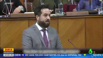 """Fran Carrillo (Ciudadanos): """"Estoy hasta los cojones de todos nosotros"""""""