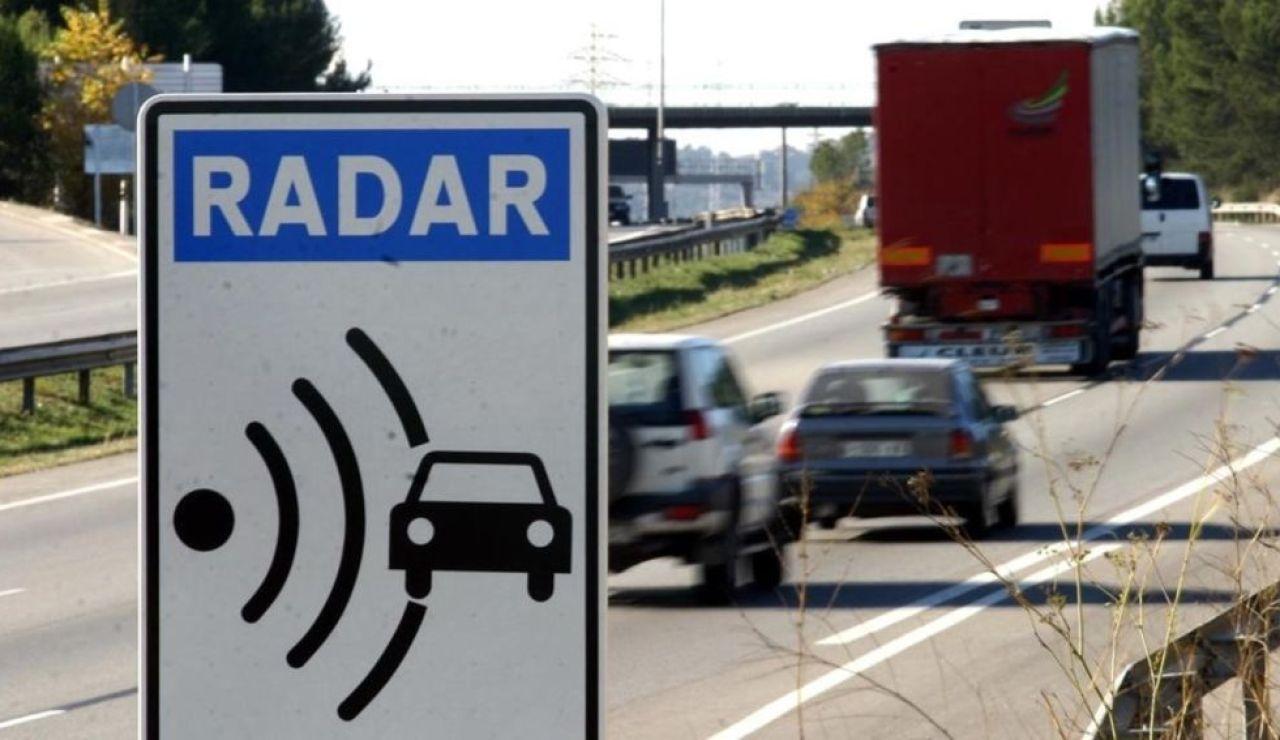 Radar de velocidad