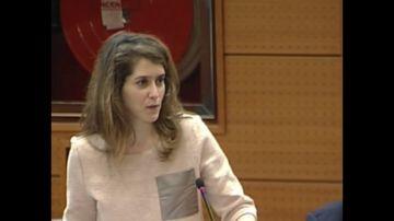 Isabel Díaz Ayuso en la Asamblea de Madrid en una imagen de archivo
