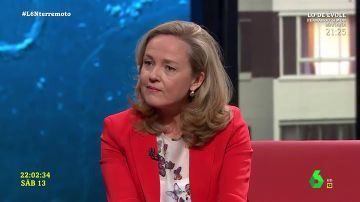 Nadia Calviño responde a Iñaki López: ¿qué va a pasar finalmente con la reforma laboral?