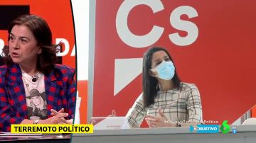 "Lucía Méndez: ""Ciudadanos está herido de muerte"""