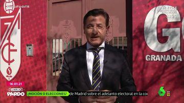 """El alcalde de Granada desmiente haber negociado con el PP su salida Ciudadanos: """"Nada es más falso que eso"""""""