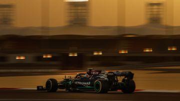 Valtteri Bottas fue el más rápido