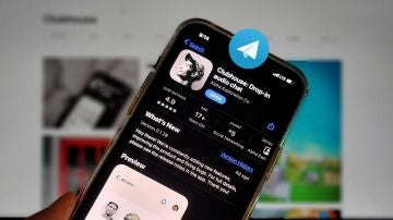 Telegram y Clubhouse