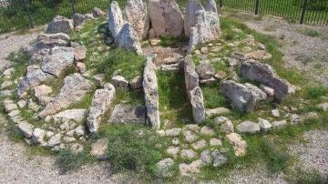 Ca Na Costa. Prehistoria en Formentera