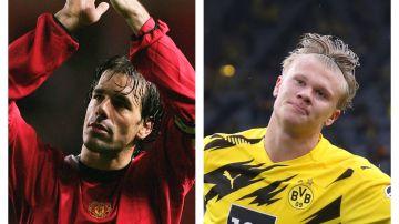 Van Nistelrooy y Haaland