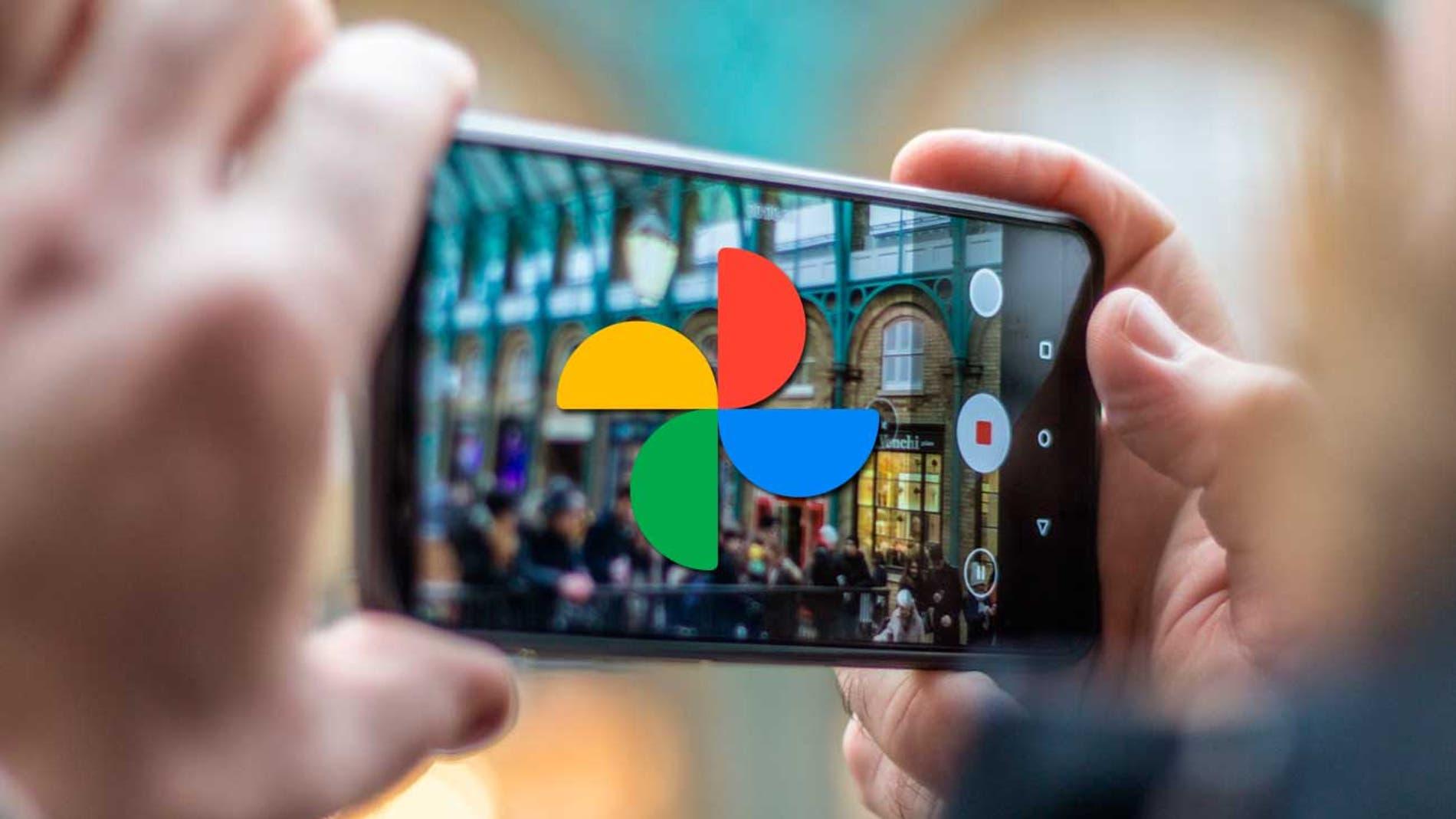 Extrayendo fotogramas con Google Fotos