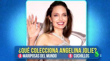 Desde perchas a cuchillos: esto es lo que coleccionan Johnny Depp, Angelina Jolie o Penélope Cruz
