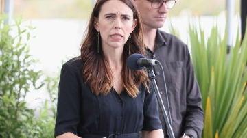 Jacinda Ardern, primera ministra de Nueva Zelanda (Archivo)
