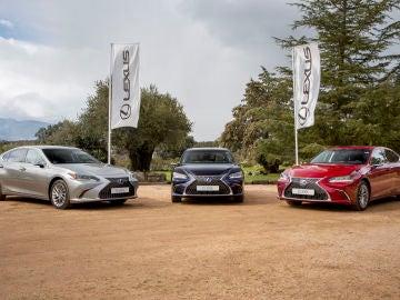 Presentación del Lexus ES