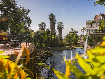 Jardins Monte Palace. Madeira