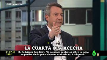 """El doctor César Carballo estalla contra los políticos: """"Dejen de criminalizar a la gente, ¡compórtense y hagan su trabajo!"""""""
