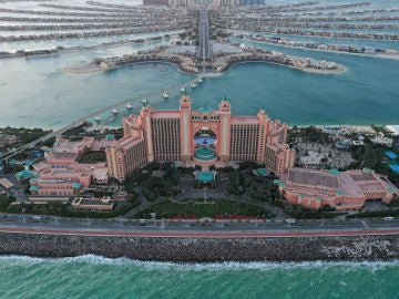 Atlantis. The Palm